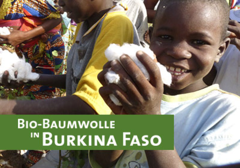 "hessnatur | ""Bio-Baumwolle in Burkina Faso"" 