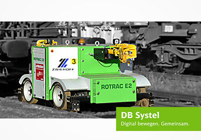"DB Systel | ""Automatisiertes Rangiersystem"" 