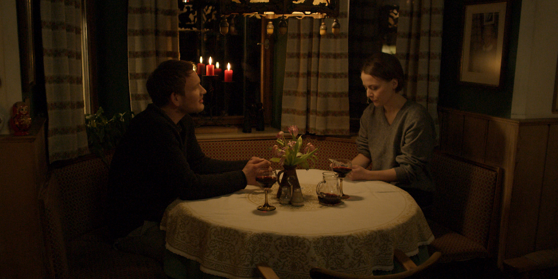 Friedenshöhe | Ein Film von Josephine Ehlert. Mit Josephine Ehlert & Adrian Spielbauer. Produziert von Firstgrade.
