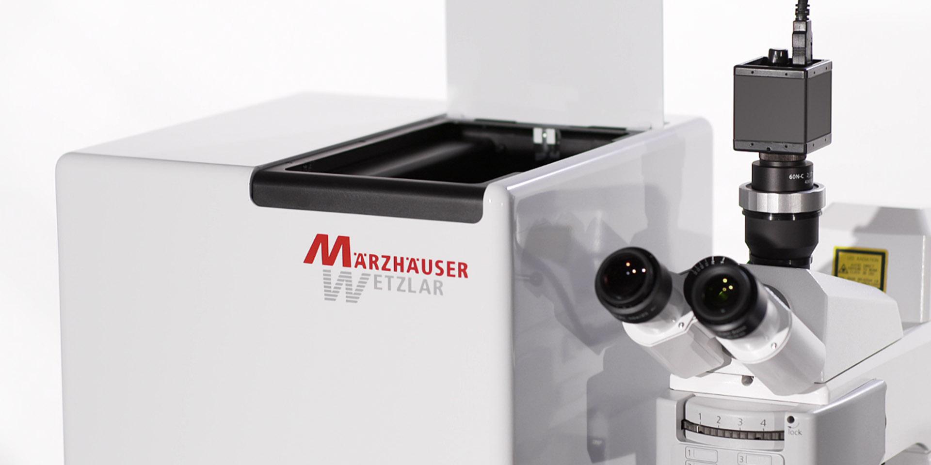 "Märzhäuser | ""SlideExpress"" | Product Information Film"