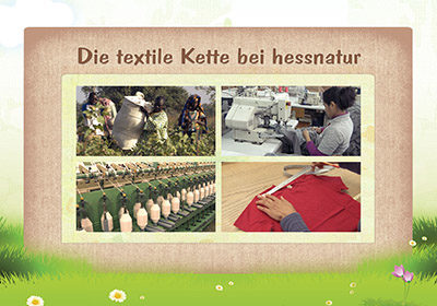 "hessnatur | ""Die textile Kette bei hessnatur"" | Commercial Documentary"