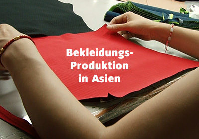 "VAUDE | ""Bekleidungs-Produktion in Asien"" 